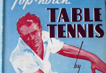 1942 Top Notch Table Tennis E. Fuller