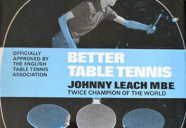 1950 Better Table Tennis J.Leach