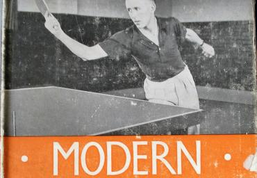 1950 Modern Table Tennis J. Carrington rep