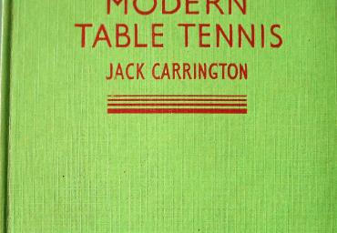 1950 Modern Table Tennis J. Carrington
