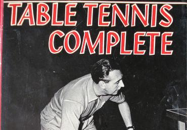 1960 Table Tennis Complete Johnny Leach