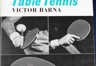 1971 Your Book of Table Tennis  V. Barna