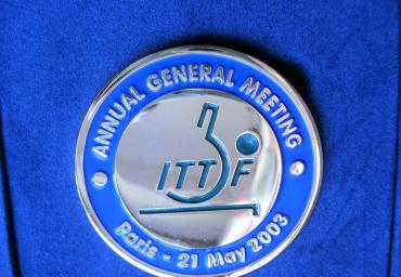 2003 AGM Medaille