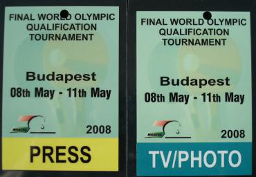 2008 Final World Olympic Qualification